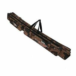 Sougayilang Portable Waterproof Double-layer Camo Fishing Ro