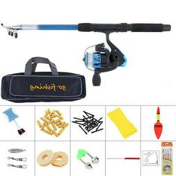 1.8m Spinning Combo Fishing Rod and Reel Hand Full Set Rod L