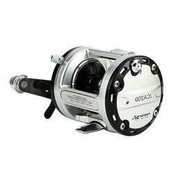 Lixada 12+1 BB Ball Bearing Trolling Fishing Reel Drum Fishi