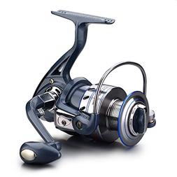 Lixada 12+1 BB Fishing Reel Left/Right Interchangeable Colla
