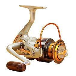 12 bb fishing reel left