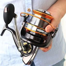 Zoostliss 13BB New 9000 All Metal Line Cup Big Long Shot Rou