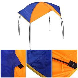 2/3/4 Persons for Choose Inflatable Boat Tent Sun Shelter In