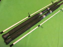 2 SHAKESPEARE UGLY STIK CATFISH 7' MEDIUM HEAVY SPINNING ROD