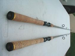 2 PENN SPINFISHER V 7' MED SPINNING RODS, SSV1017S70-NEW