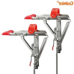 2pcs rod holder fishing rod adjustable holder