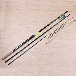 3 tips ml/m/mh carbon Feeder rod 11ft/12ft/13ft spinning rod