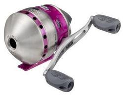 Zebco 33 Purple Authentic Spincast Reel by Zebco