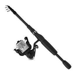 Zebco 33 Telescopic Spinning Reel and Fishing Rod Combo Conv