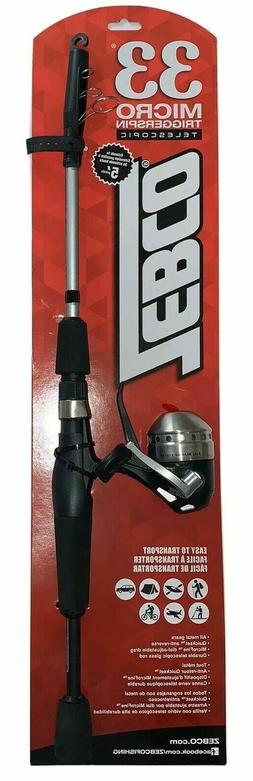 Zebco / Quantum 33MTK505TEL.FB4, 33Micro Trigger Telecast Co
