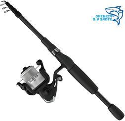 33MTN505ULTEL: Zebco 33 Telescopic Fishing Rod and Reel Comb