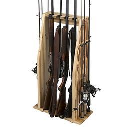 4-Gun, 8-Rod Combo Rack