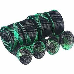 4 Pack Spinning Fishing Rod Sleeve Sock Cover Sports &amp Ou