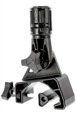 SCOTTY 433 KAYAK COAMING / GUNNEL CLAMP W/ GEAR HEAD MOUNT