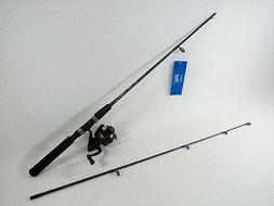 "5'6"" FXS Med. Shimano Rod & Quantum Throttle 20 Reel Combo"