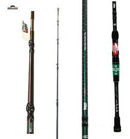 "6'6"" Abu Garcia Revo IKE Medium Heavy Casting Fishing Rod ~"