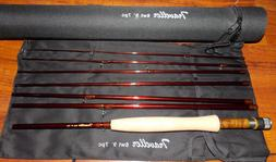Traveller 6WT Fly Fishing  Rod 9FT 7SEC Carbon  &  Rod Case