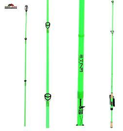 """7'3"""" 13 Fishing Fate Black Medium Spinning Fishing Rod ~ NEW"""