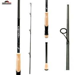 """7'5""""~ 13 FISHING Omen Black Spinning Fishing Rod OB3S75M-MAG"""