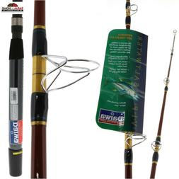 7' Daiwa Saltwater Spinning Fishing Rod 1pc ~ New