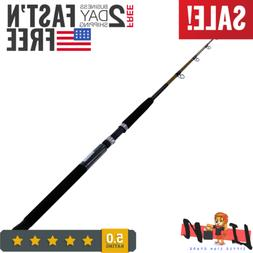 7' Shakespeare Ugly Stik Tiger Casting Rod For Big Water Gam