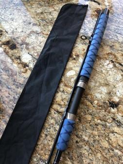 8ft. Surf Fishing Rod  8-20lb. 3/4-4 oz. lure wt.