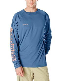 966166aad3ee Columbia Men s Terminal Tackle Long Sleeve Shirt