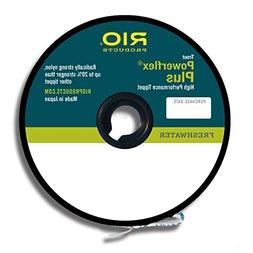 Rio Fly Fishing Tippet Power Flex-Plus 1X-Tippet 50yd Fishin