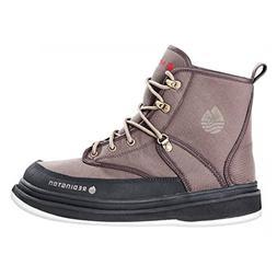 Redington Palix River Felt Boots, Bark, 12