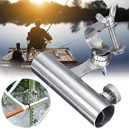 Stainless Steel Fishing Rod Holder Chair Mounted Fishing Rod