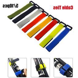 Accessories Hook Loop Cables Holder Strap Suspenders Fastene