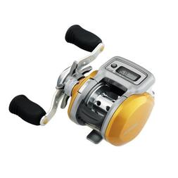 Daiwa Accudepth Low Profile Linecounter 6.3:1, 3+1 Ball Bear
