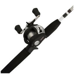 Shakespeare Alpha Low Profile Baitcast Reel and Fishing Rod