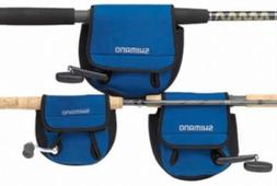 Shimano ANSC830 Spinning Reel Cover, Small, Blue Finish