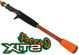 "Carrot Stix BAIT CASTING 6'6"" to 7'6"" Light Medium Heavy WIL"