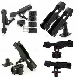 Bekith 2 Pack Adjustable Powerlock Rod Holder With Combo Mou