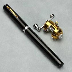 black 38inch mini portable pocket pen shape