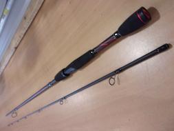 black max 3 spinning rod 6 foot