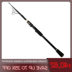 KastKing BlackHawk II 24-Ton Carbon Fiber Telescopic Rod Tra