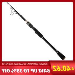 KastKing BlackHawk II Fishing Rod Travel Telescopic Pole Spi