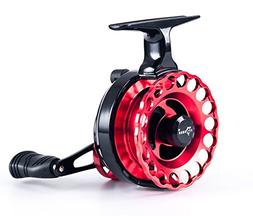 Entsport Blazing Fire Ice Reel All Metal Ice Fishing Reel Ra