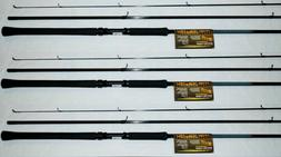 BnM CAPPS & COLEMAN TROLLING RODS, CRAPPIE FISHING POLE 16'