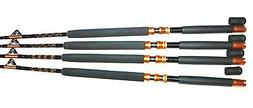 "BOAT FISHING RODS 30-50LB""SLAYER"" FISHING ROD FOR PENN SHIMA"