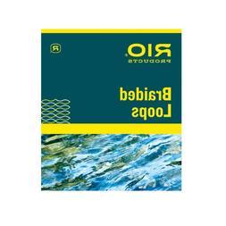 Rio Fly Fishing 3-7 Regular Braided Loops  Fishing-Equipment