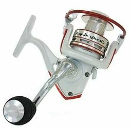 No. 8 Tackle Candy Apple 3000 Spinning Fishing Pole Reel