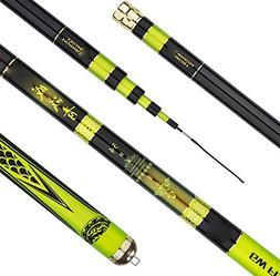 Full 90 Carbon fiber fishing rod, Ultra light shrinking far