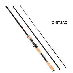 Hollday-store Fishing rod 1.8m-2.7m 100% Carbon Fiber Rod Sp