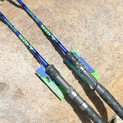 Vexan Big Game Inshore Casting and Spinning Rods in 12 Model