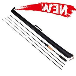 Entsport 2-Piece 7-Feet Casting Rod 3 Top Pieces Available