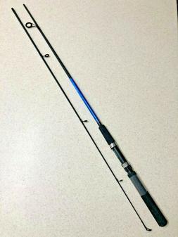 Shimano CBS60M2 Medium Fast 6' Spinning Rod 2pc 6-14lb Lure